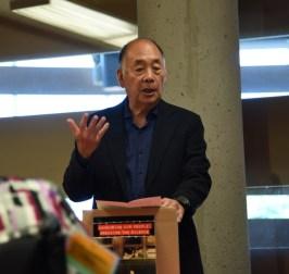 Editor Randy Enomoto