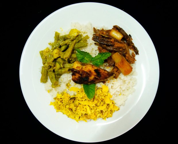 Fish Lunch Packet, Free Delivery, Batticaloa Town, JC Catering, JC Catering Batticaloa, Food Delivery Service, Fish packet, Fish Lunch