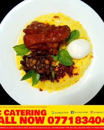 Biryani Lunch Pack | Home Cooked Biryani