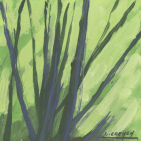 2005 - Gouache / Vegetal 002