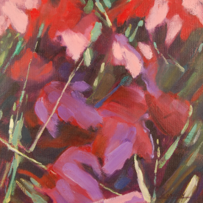 2007 - Huile / Floral 004