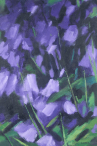 2007 - Huile / Floral 005