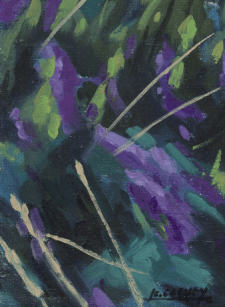 2005 - Huile / Floral 002