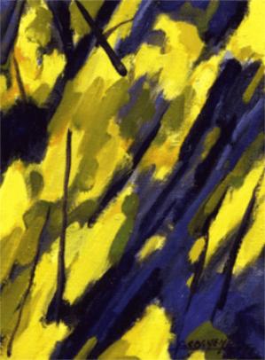 2005 - Huile / Rythme 005