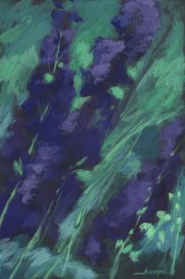 2006 - Gouache / Floral 003