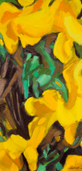 2008 - Huile / Floral 004