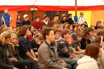 Taize Event at Primrose Hill