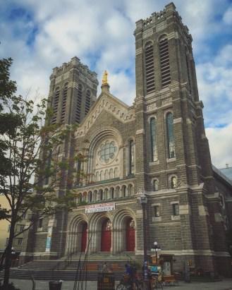 The Notre Dame de Sainte Roche