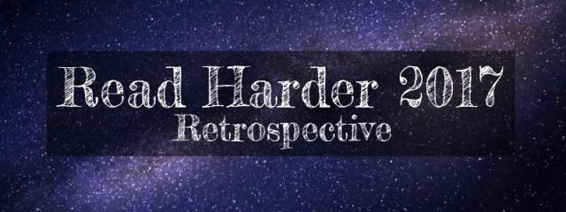 Read Harder 2017: Retrospective