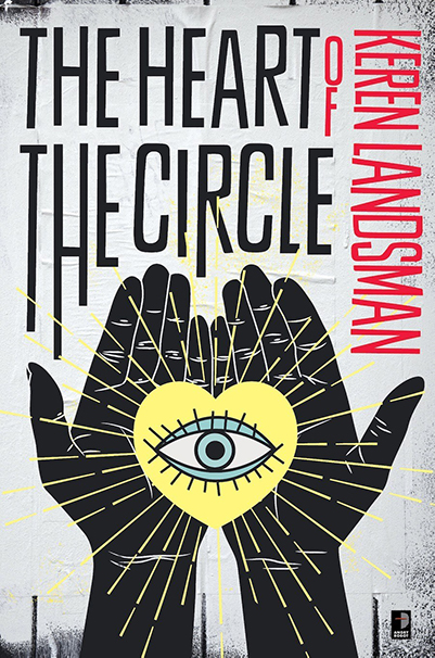 The cover of The Heart of the Circle by Keren Landsman