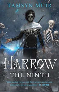 Harrow the Ninth, by Tamsin Muir