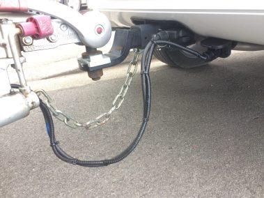 Reverse Camera & Monitor Install - Camper & Jeep Cherokee