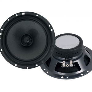 Rainbow DL-X6 2 way 6.5 inch coaxial speakers from JC Installs in Christchurch