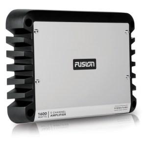 Fushion SG-DA51600 Amplifier from JC Installs in Christchurch