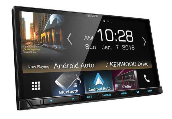 Kenwood DMX8018S Double Din car audio from JC Installs in Christchurch