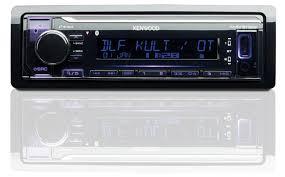 Kenwood KMM-BT304 Single Din car audio from JC Installs in Christchurch