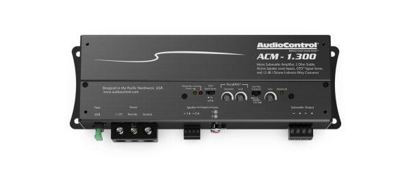 AudioControl ACM-1.300 300w monoblock micro amplifier from JC Installs in Christchurch