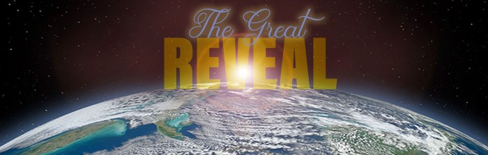 The Great Reveal Advent Series- slider