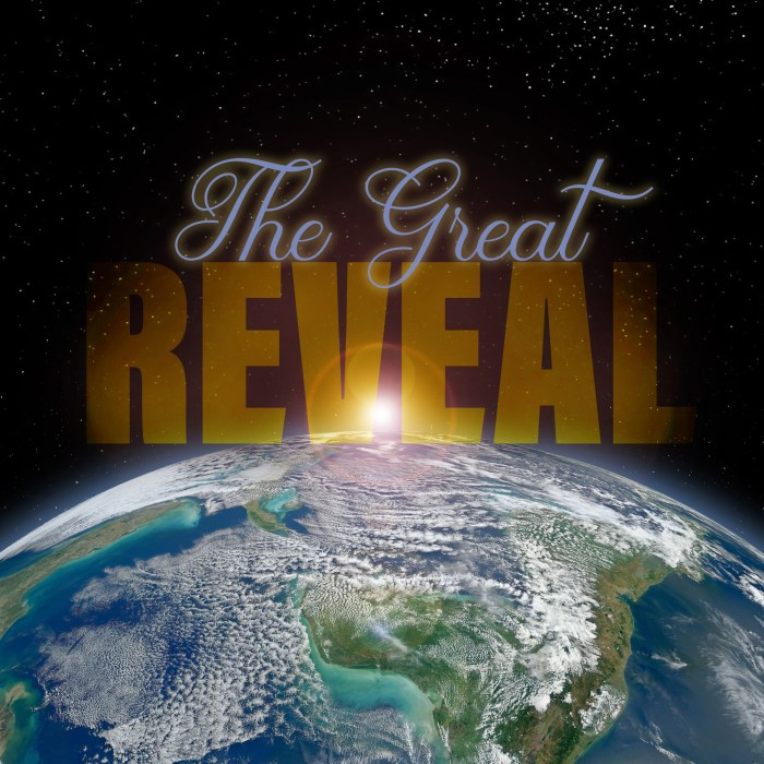 "An Introduction to ""The Great Reveal"""