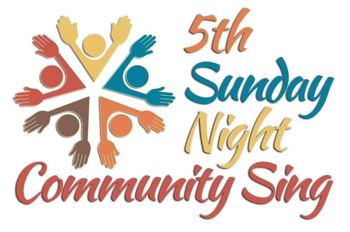 Community Churches to Come Together for 5th Sunday Night Sing