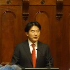 高田光進2015/2016年度会頭 就任挨拶: メルボルン日本商工会議所年次総会