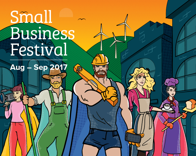 SMALL BUSINESS FESTIVAL VICTORIA 2017