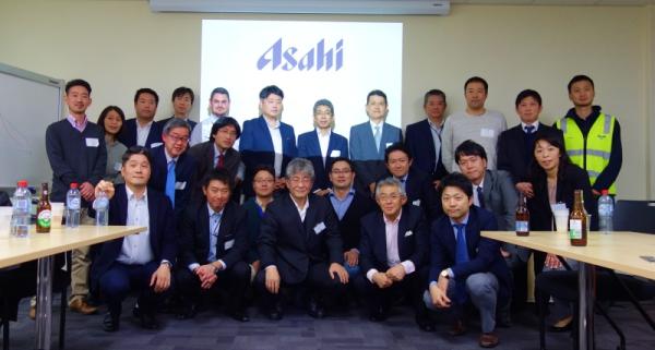 JCCIM第6回企業訪問のご報告【Asahi Holdings Australia】