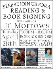 Bobs Bookstore Flier A