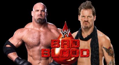 Jericho-Goldberg WWE Bad Blood