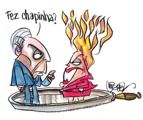 Charge do dia 08/06/2017