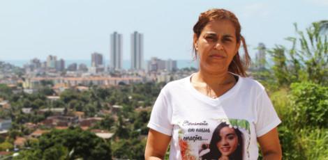 Josete Nascimento, mãe de Bruna Gobbi / Foto: Guga Matos/JC Imagem