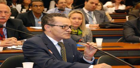 Dirigente do Sindisprev (PE), Irineu Messias, acredita em evasão dos beneficiários em julho. / Foto: Divulgação / Sindisprev