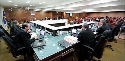 Pleno do TRE-PE tem prolongado sessões para agilizar julgamento de registro de candidatos  / Guga Matos/ SJCC