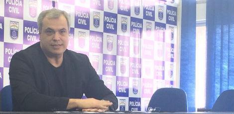Em coletiva de imprensa, o chefe de polícia alegou que é preciso uma ação conjunta em todo o Estado / Foto: JC