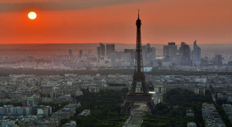 Passageiros do Recife poderão embarcar para Paris  / Foto: Pixabay