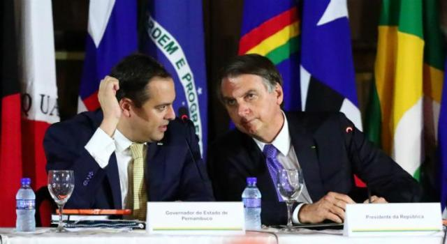Após a fala de Bolsonaro, governadores do Nordeste demonstraram indignação em carta conjunta / Foto: Alexandre Gondim/JC Imagem