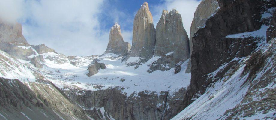 Torres del Paine – Trekking al mirador de las Torres por el valle del Ascensio.
