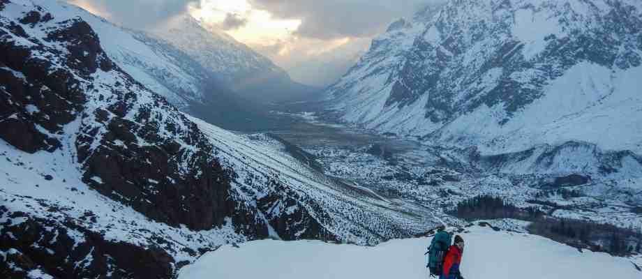 Técnicas Invernales Montaña