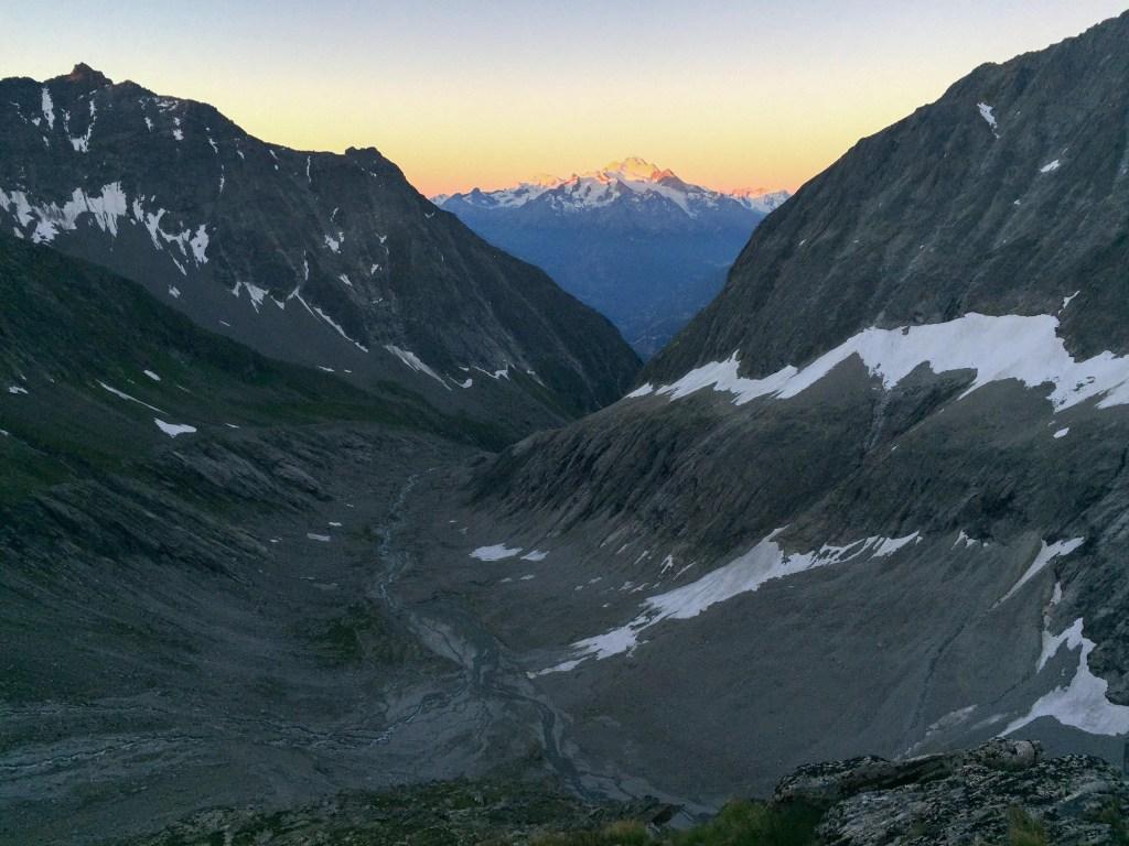 dom swiss alps