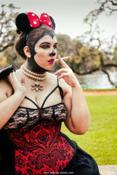Modelo: Maria Belen Alcaraz, Maquillaje: Soledad Paredes