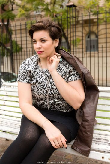 Sesion curvy plus size blog Argentina Chile photoshoot model photographer loveMybody Casa de Moda Santiago