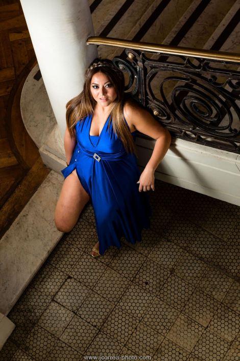 Cliente: Casa de Moda de Santiago Modelo: Marietta Perez Maquillaje: Airam viviana ferrera rojas