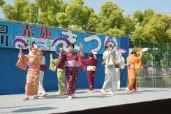 盆踊り大会‥恒例です!