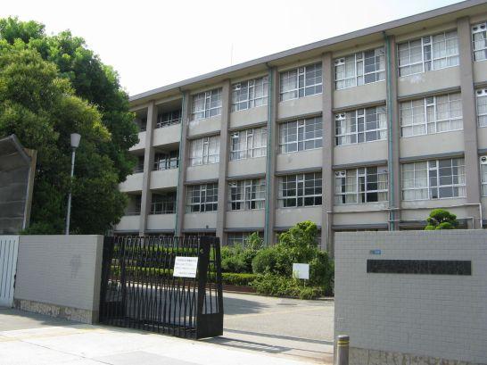 Nishiyodogawa_highschool