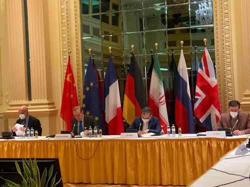 Nuclear deal talks in Vienna