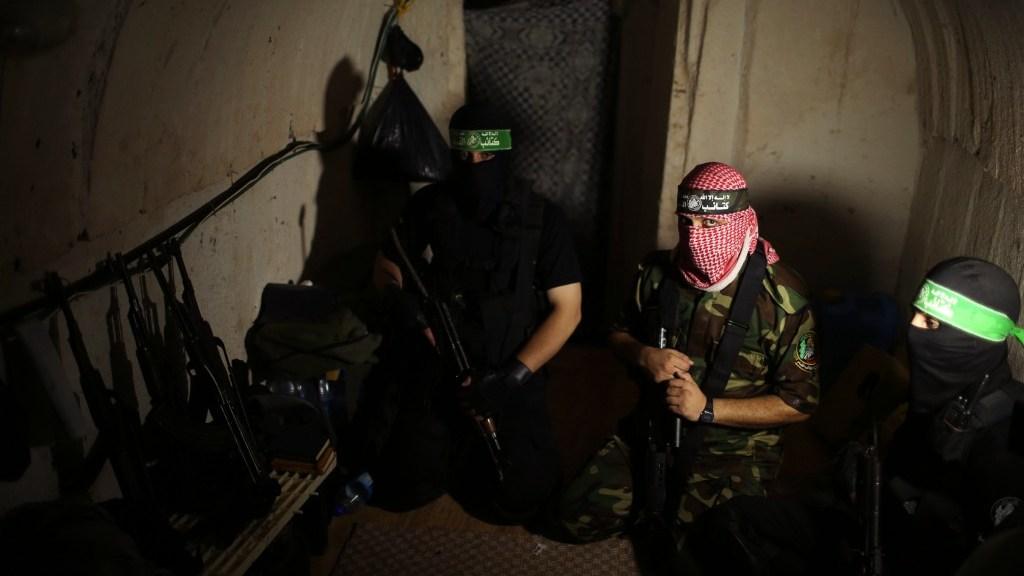 פיצוץ המנהרה - הדילמה של החמאס