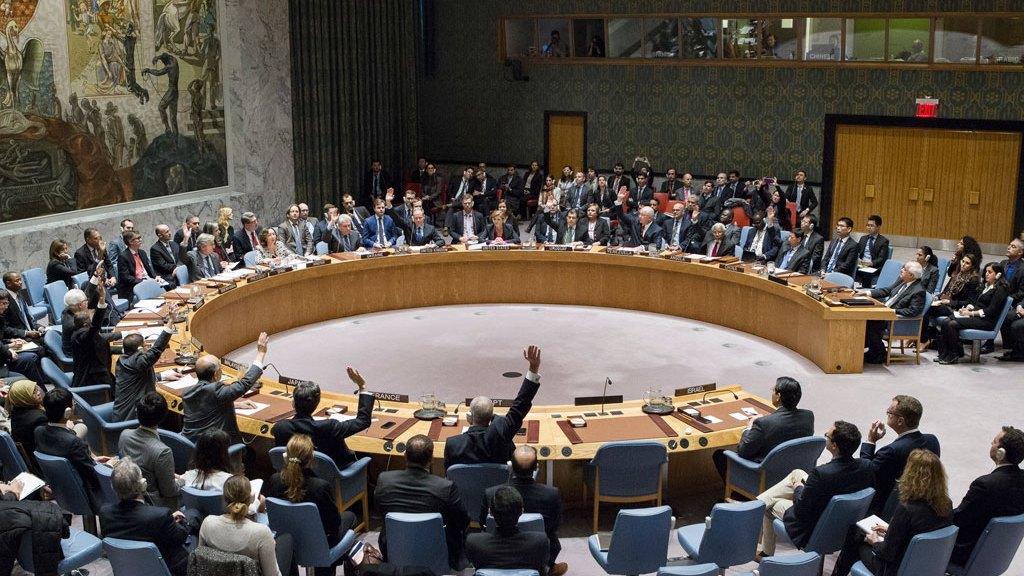 החלטת מועצת הביטחון משרתת את אסטרטגיית חמאס