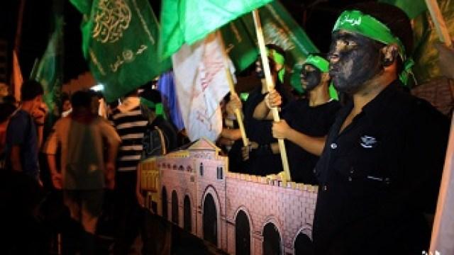 האם תנועת חמאס מעורבת בסכסוך בלוב?