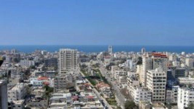 דריסת רגל ראשונה למדינת איחוד האמירויות הערביות ברצועה