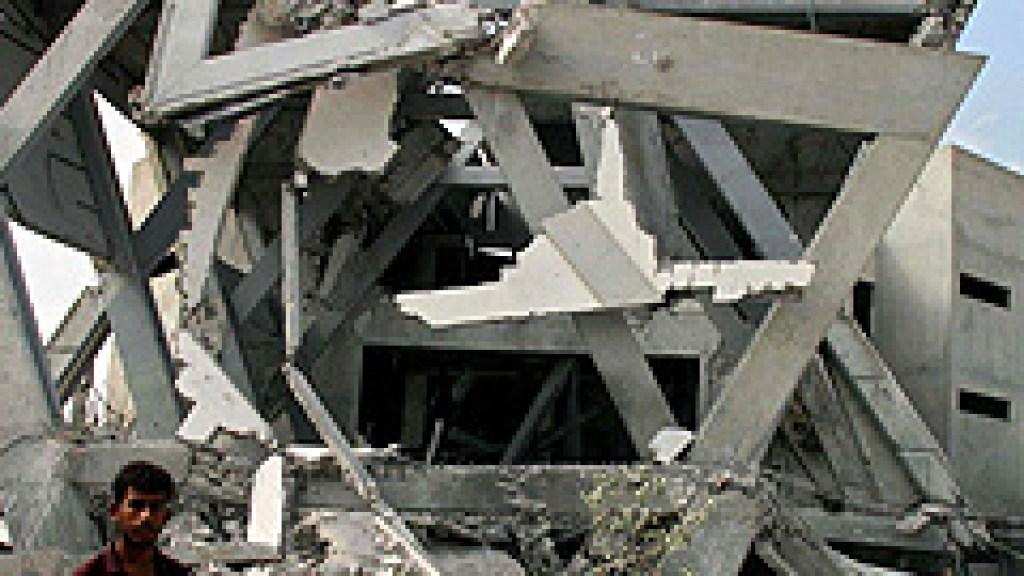 הסכנות שבנסיגה ישראלית חד-צדדית מהגדה המערבית וממזרח ירושלים